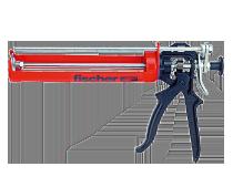 fischer Auspresspistole universell für die meisten Kartuschen einsetztbar