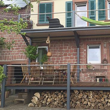 Edelstahl Drahtseil für Geländer - Besonderheiten bei der Planung beachten