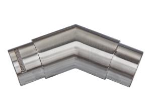 Rohrbogen 45° Gehrung zum Einkleben in Rohr 42,4x2,0 mm - Produktansicht