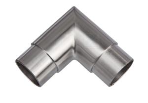 Rohrbogen 90° Gehrung zum Einkleben in Rohr 42,4x2,0 mm - Produktansicht