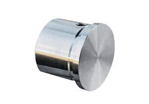 Endkappe für Nutrohr 42,4 x 1,5 mm