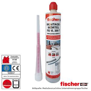 Fischer Montagemoertel 300 T