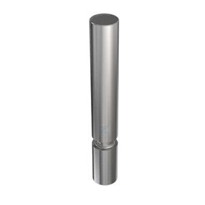 Handlaufträger 14 mm mit Arretierungsrille zum Verschweißen am Edelstahlrohr